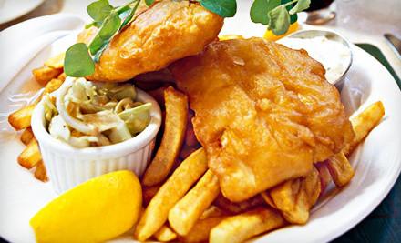 Dublin Bay Fish and Chips