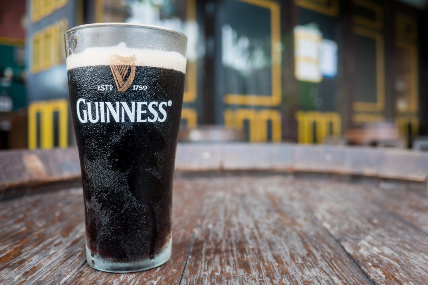 Irish Thursday Special for Pints of Guinness and Irish Boxtys