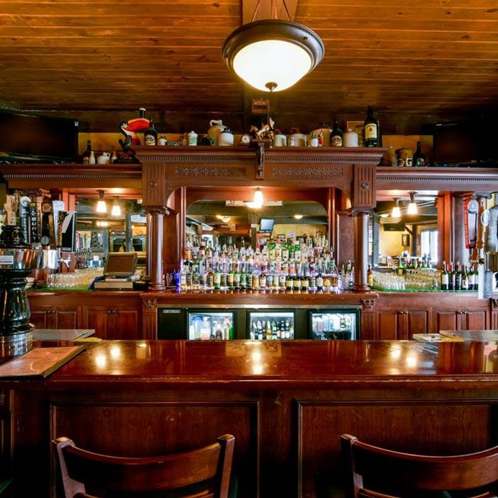 Irish Pub Interior Design Ideas - Zachary-kristen